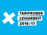 DGB: Tarifrunde Leiharbeit 2016/17