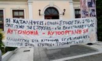 Juli 2016: Mindestens 70 Verhaftungen bei Räumung von drei für und mit Geflüchteten besetzten Häusern in Thessaloniki