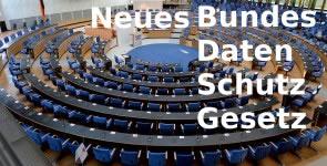 Neues Bundesdatenschutzgesetz - Grafik von Digitalcourage e.V.