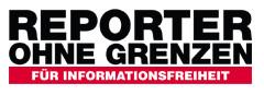 Reporter ohne Grenzen - für Informationsfreiheit