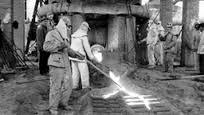 Stahlindustrie China - aber 1958
