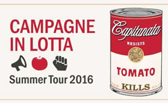 Campagne in lotta: Tomato kills
