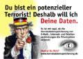USA: Du bist ein potenzieller Terrorist! Deshalb will ich Deine Daten