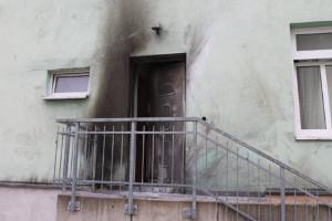 Anschlag auf Moschee in Dresden am Abend des 26. September 2016 (addn.me)