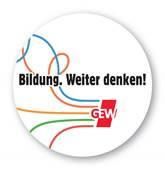 """GEW: Initiative """"Bildung. Weiter denken"""""""