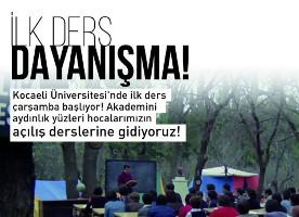 "Ilk Ders Dayanisma - erste Lektion: Solidarität. ""Alternative Akademie"" in Gründung (Türkei, September 2016, sendika.org)"