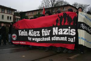 Kein Kiez für Nazis - wer wegschaut, stimmt zu! (addn.me)