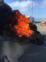 Le Havre war bereits im März 2016 Hochburg des Widerstandes gegen das neue französische Arbeitsgesetz