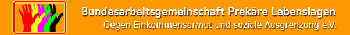 BAG Plesa: Bundesarbeitsgemeinschaft Prekäre Lebenslagen