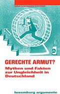"""RLS-Broschüre """"Gerechte Armut?"""""""