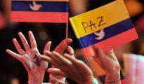 Kolumbien: Friedensdemonstration in Bogota am 5.10.2016 - Zehntausende machen weiter