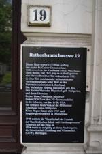 """GEW debattiert um Rothenbaumchaussee in Hamburg: """"Normaler Kauf?"""""""