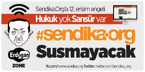 Erdogan-Zone: LabourNet Türkei/ sendika.org zum 12. Mal zensiert (Oktober 2016)