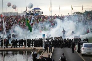 Studiprotest Brasilia 29.11.2016