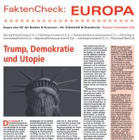 FaktenCheck:EUROPA - 2. Ausgabe (November 2016)