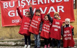 Türkei: Angriff aufs Streikrecht (sendika.org)