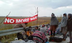 Von Belgrad nach Kroatien: Nuer Marsch der Hoffnung vor den Toren der EU (November 2016)