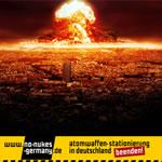 No Nukes Germany: Petition: Atomwaffen-Stationierung in Deutschland beenden