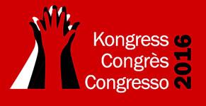 Schweiz: Unia-Kongress vom 27. bis 29. Oktober 2016: Solidarisch in der Gesellschaft – stark in den Betrieben