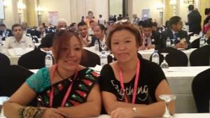 Die beiden im Dezember 2016 im Libanon festgenommenen Aktivistinnen der Hausangestellten-Gewerkschaft