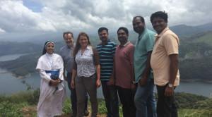 Indien: Migranten in Kerala, gewerkschaftlich organisiert, im Dezember 2016