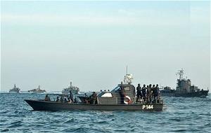 Kriegsmarine Sri Lanka im Einsatz gegen streikende Hafenarbeiter 9.12.2016