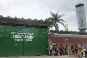 Gefängnis in Manaus wo das Massaker am 1.1.2017 stattfand