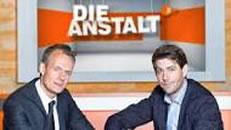 'Die Anstalt' (ZDF) mit Claus von Wagner und Max Uthoff