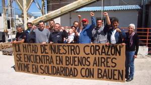 """Die Belegschaft von Vio.me in Griechenland hat """"die Hälfte ihres Herzens"""" beim Hotel Bauen in Argentinien"""