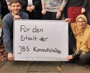Rettet die ver.di Jugendbildungsstätte Konradshöhe!