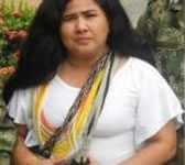 Isabel Bernal - in Kolumbien ermordet am 16.1.2017