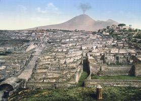 Pompeji, als es noch keine Gewerkschaft gab - 2017 wird ihre Demonstration verboten