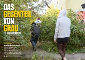"""Dokumentarfilm """"Das Gegenteil von Grau"""""""
