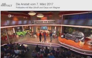 [Anstalt vom 7. März 2017] Autohass von Wagner