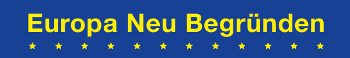 Initiative: Europa neu begründen