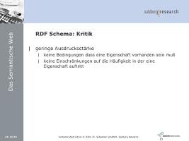 Semantikerplakat zur Kritik am Sprachvermögen von Computern