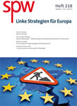 spw 218 - Linke Strategien für Europa