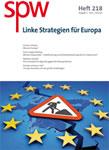 spw 218 - Linke Strategien für Europa