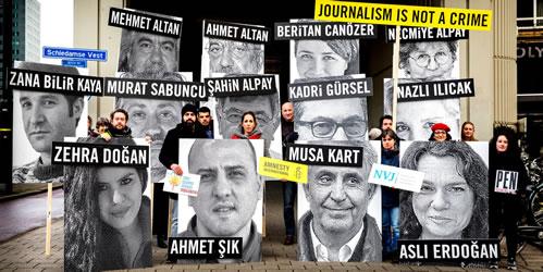 ai: Freiheit für Deniz und alle anderen Journalisten im türkischen Gefängnis!
