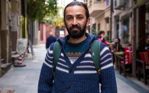 Ali Ergin, Chefredakteur von sendika am 20.4.2017 in Istanbul festgenommen - weil er das Ergebnis von Erdogfans Referendumsbetrug nicht anerkenne