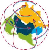 Logo der Global Labour University (GLU)