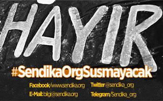 """Türkei: Das """"JA"""" ist ungültig, Sendika.Org wird niemals schweigen!"""