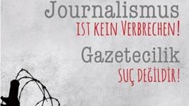 Solidarität der dju mit inhaftierten Journalisten in der Türkei: »Journalismus ist kein Verbrechen«