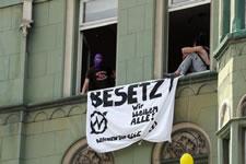 [Bochum] Leerstehendes Haus in der Herner Straße besetzt