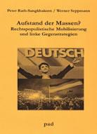 [Buch] Aufstand der Massen? Rechtspopulistische Protestbewegungen und linke Gegenstrategien