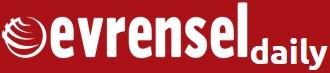 Logo der neuen täglichen englischen Ausgabe von evrensel (ab Mai 2017)