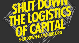 G20 2017: Social Strike im Hafen – Shut down the harbour!