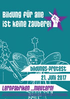 [19.-23. Juni 2017] Bundesweite Aktionswoche von Lernfabriken …meutern!