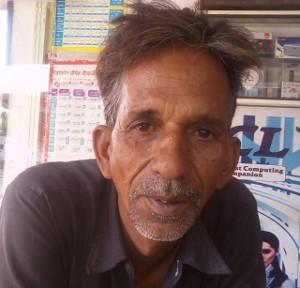 Das Opfer der hindu Mordbanden in Rajasthan am 16.6.2017 Zafar Hussein Khan