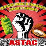 ASTAC Logo - Gewerkschaft auf Ecuadors Bananenplantagen